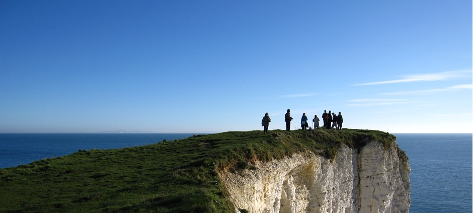 Photo : Swanage coastal walk
